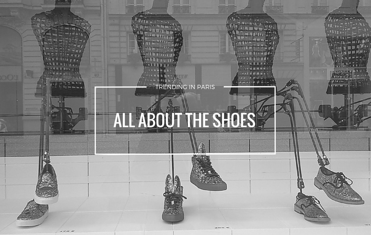 Le Bon Marché Rive Gauche: all about shoes